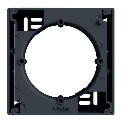 SCHNEIDER ELECTRIC - EPH6100171 Кутия за открит монтаж единична Asfora Антрацит