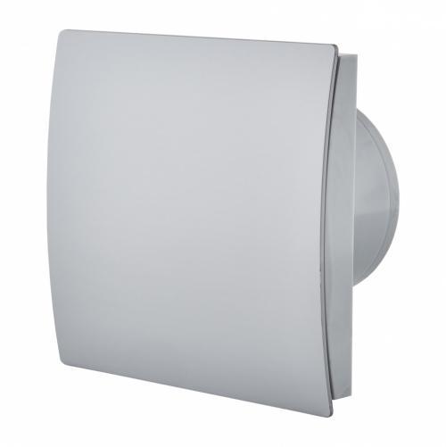 MMOTORS - Вентилатор за баня MM-P/01, сив, овал