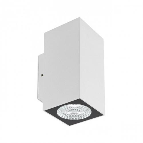 REDO GROUP - Аплик QUAD 90087 AP LED COB 2X3W IP65 MW 3000K (Sq