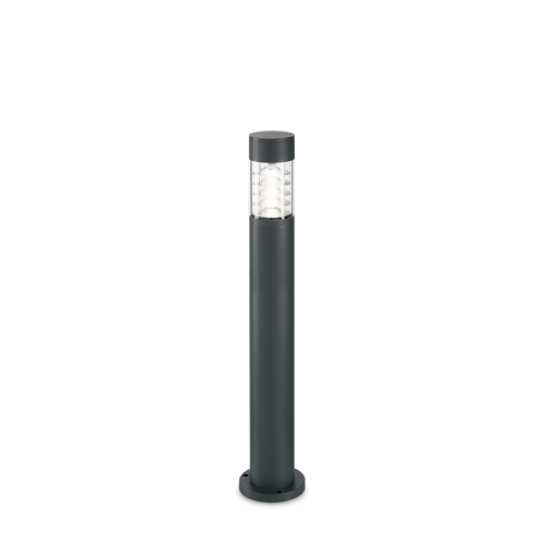 IDEAL LUX - Градински стълб  DEMA PT1 H80 ANTRACITE 248219 R7s max 1 x 60W, IP54