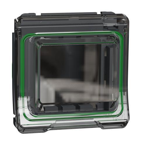 SCHNEIDER ELECTRIC - Адаптор за механизми серия Mosaic Legrand IP55 MUR35110
