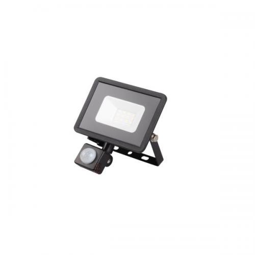 KANLUX - LED прожектор със сензор GRUN V2 LED-10-B-SE 10W 700lm 4000K IP44 31154