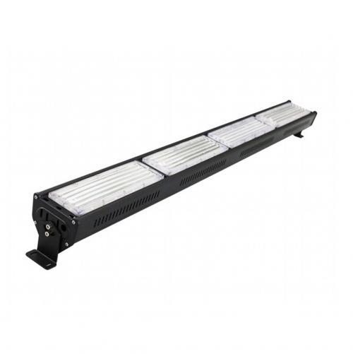V-TAC - 200W LED Линеен Индустриален Осветител Черно Тяло Неутрална Светлина SKU: 5603 VT-9208, 5604 6000K