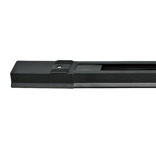 VIVALUX - Релса за осветителни системи RAIL - 2м - черен VIV004071