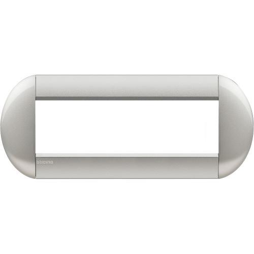 BTICINO - LNB4807TE Рамка 7М Tech Neutral елипсовидна Livinglight