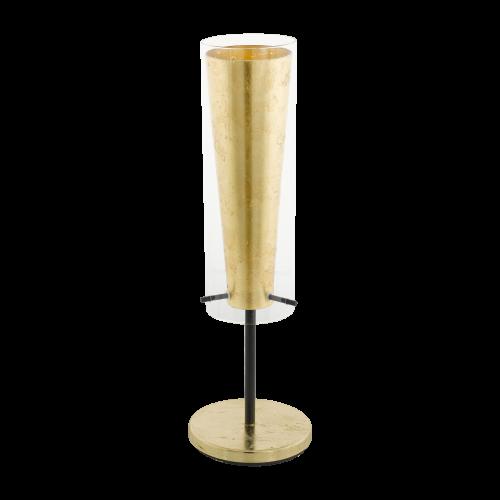 EGLO - Table luminaire 97654  PINTO GOLD