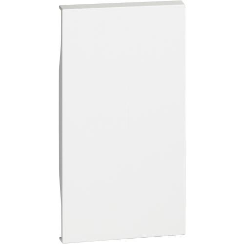 BTICINO - Лицев панел за празен модул 2 мод. цвят бял Living Now Bticino KW00M2