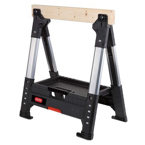 KETER - Регулируема дърводелска стойка (магаре) 17203039