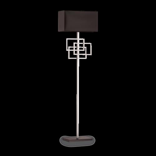 IDEAL LUX - Лампион LUXURY PT1 CROMO 201085