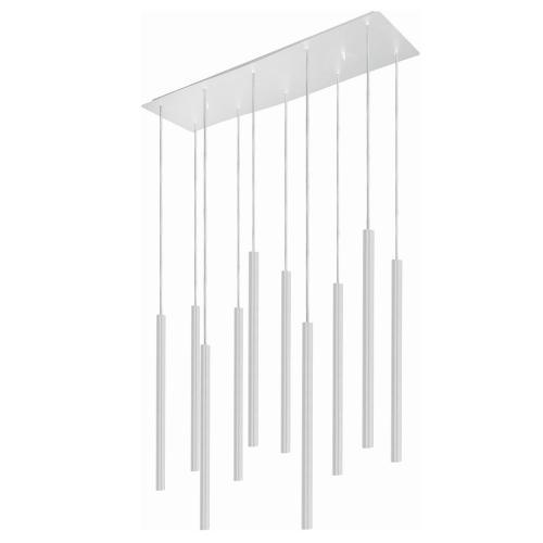 NOWODVORSKI - ceiling luminaire  LASER White 8922