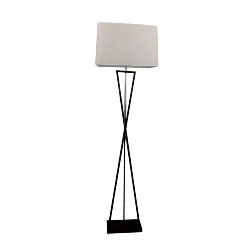 V-TAC - Лампион E27 Черен, Слонова Кост Ключ Квадратна шапка SKU: 40401 VT-7912