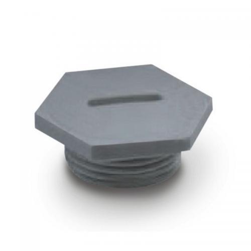 SCAME - Взривозащитена тапа за щуцер М16х1.5, IP66, UV, 805.EX5816.K