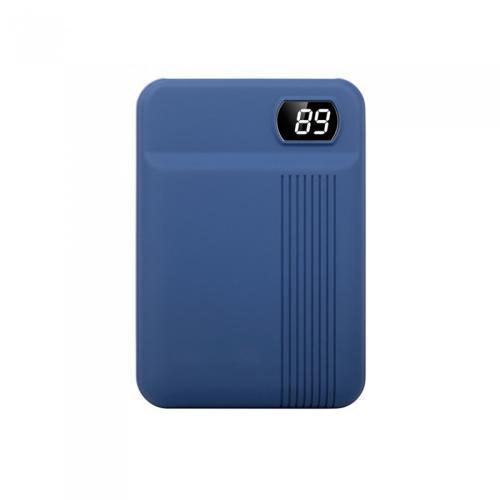 V-TAC - Външна батерия 10000 mA/h, синя SKU:  8853 VT-3504