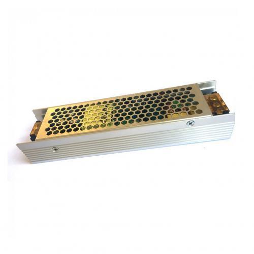 V-TAC - LED Slim Захранване 120W 12V 10A Метал SKU: 3243 VT-200122