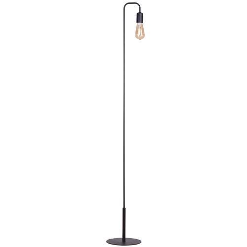 LIS LIGHTING - Лампион ATOL 5955P-H02 E27, 1x40W, H;155, D:23cm, черен