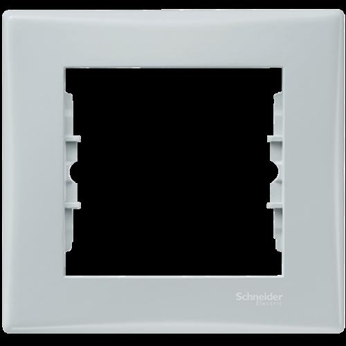 SCHNEIDER ELECTRIC - SDN5800133 декоративна рамка Sedna единична сива