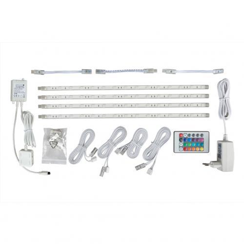 ULTRALUX - KLLRGB Комплект RGB светодиодно осветление