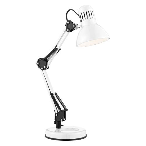 SEARCHLIGHT - Настолна  лампа  EU2429WH Desk Partners E27, 10W