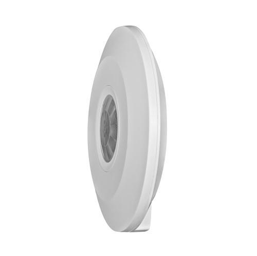 ULTRALUX - SDOM Сензор за движение за открит монтаж плосък 360°, 5м