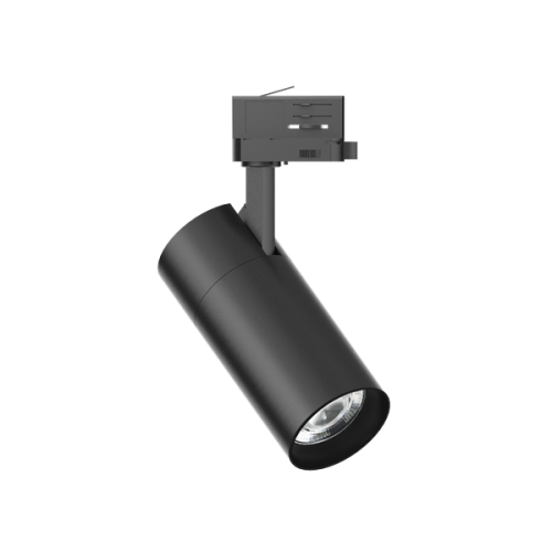 IDEAL LUX - Спот  QUICK 28W CRI90 3600lm  4000K BLACK  222684