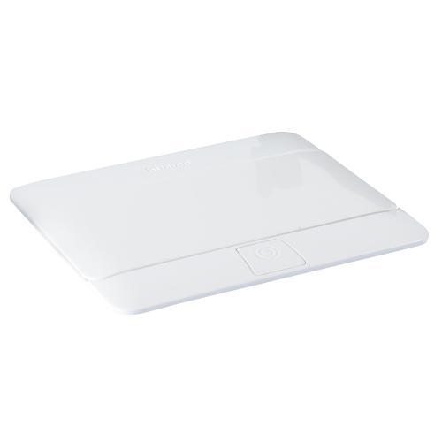 LEGRAND - 654001 Подова кутия 4 модула полирано бяло (Glossy white ) с включен монтажен кит