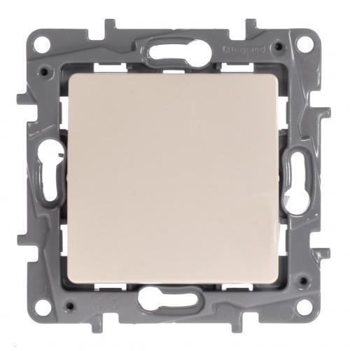 LEGRAND - 764600 NILOE Еднополюсен ключ крем сх.1