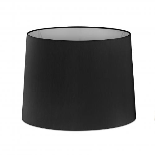 FARO -  MAMBO Black textile shade ø400×300 2P0133