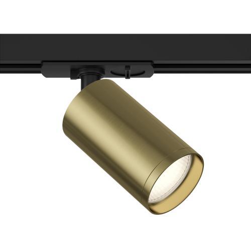 MAYTONI -  Прожектор за релсов монтаж Track Lighting TR031-1-GU10-BBS TR031-1-GU10-BBS