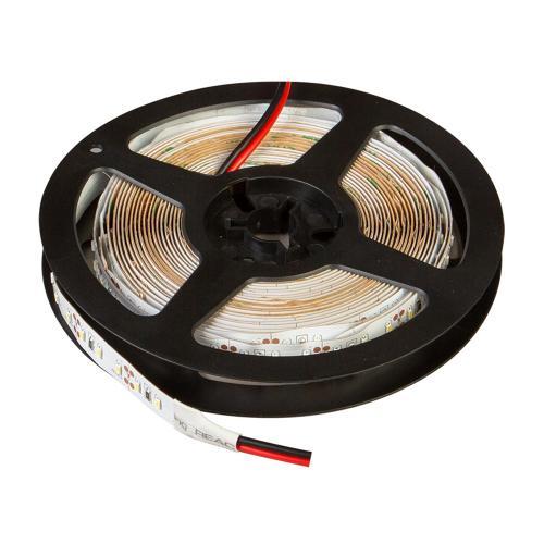 ULTRALUX - LNW30120WW LED лента SMD3014, 14.4W/m топло бяла, 12V DC, 120 LEDs/м, 5m, неводоустойчива