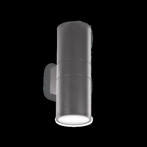 IDEAL LUX - Аплик  GUN AP2  BIG  Antracite  236858
