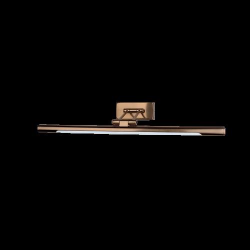 ELMARK - PICASSO ЛАМПА ЗА КАРТИНА LED 8W 4000K АНТИЧЕН МЕСИНГ L495mm 955PICASSO8/AB
