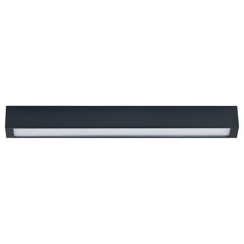 NOWODVORSKI - LED Линейно тяло STRAIGHT LED GRAPHITEE CEILING S 9626