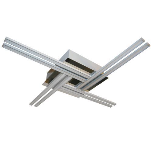 LIS LIGHTING - Плафон Spiner 5243PL-H57 LED 19.2W 1510 lm* 230V, алуминий