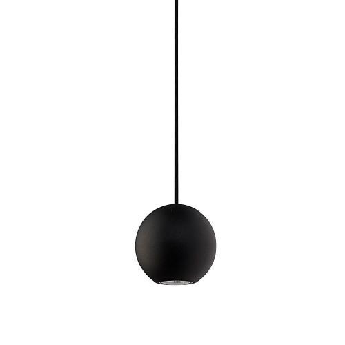 NOWODVORSKI - LED прожектор PROFILE BUBBLE BLACK 9336