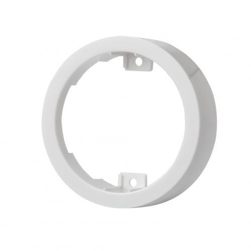 ULTRALUX - LMLFW Рамка за външен монтаж за LED луна за вграждане бяла LML220442W