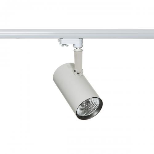ITALUX - LED Спот алуминий за шина  Russo L 3000K TL7557/40W 3000K WH+GR