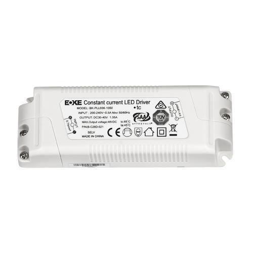 ULTRALUX - DLP45 Недимиращ драйвер за LED панели ULTRALUX 45W