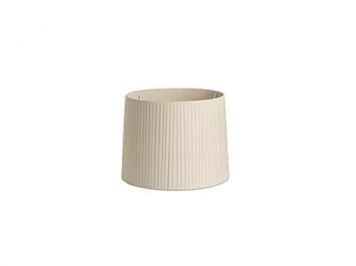 FARO -  MAMBO Beige ribbon textile shade ø400×300 2P0635