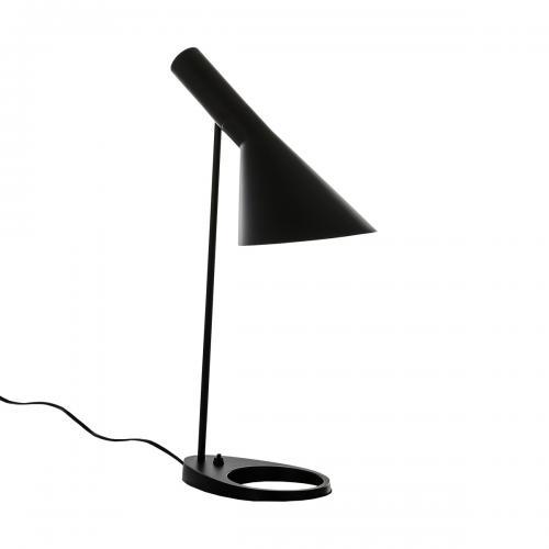 ITALUX - Настолна лампа  Volta MTE2020/1-BLACK
