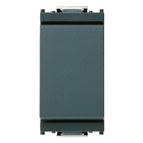 VIMAR - 16000 Ключ обикновен 1 модул сив IDEA