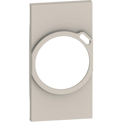 BTICINO - Лицев панел за контакт с USB розетка 2 мод. цвят крем Living Now Bticino KM63