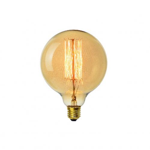 VITO - Декоративна филаментна лампа Decoart G125 40W VT 1010930