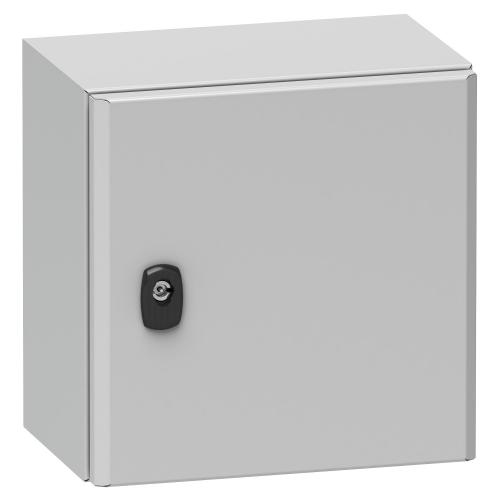 SCHNEIDER ELECTRIC - Метално табло 600x600x400мм БЕЗ плоча IP66 Spacial S3D NSYS3D6640