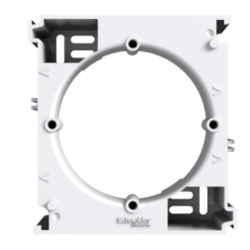 SCHNEIDER ELECTRIC - EPH6100221 Кутия за открит монтаж за повече от един модул Asfora, бял