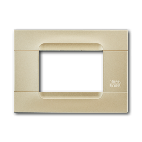 SIMON URMET - 10803.GD Gold Technopolymer Metal Kadra