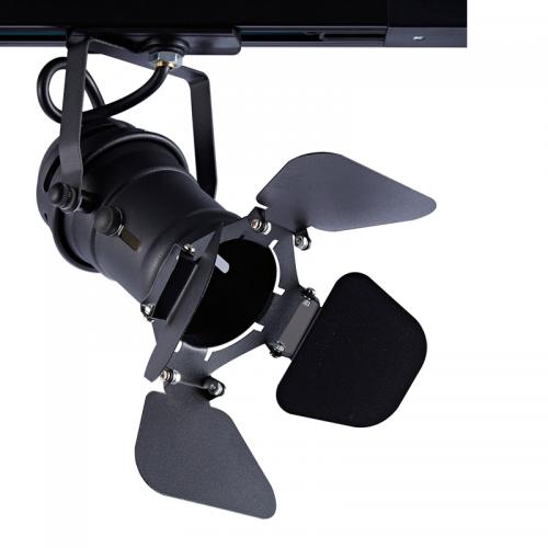 ACA LIGHTING - Релсов прожектор 244TLB2W