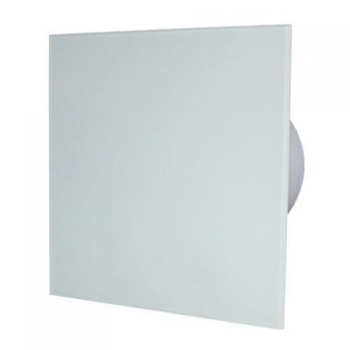 MMOTORS -  Вентилатор за баня MM-P/06 скъкло-бял гланц