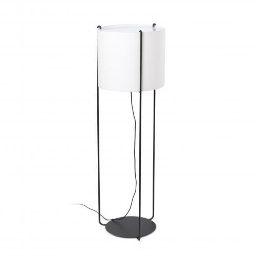 FARO - Лампион  DRUM 24023-33 E27 MAX 15W LED