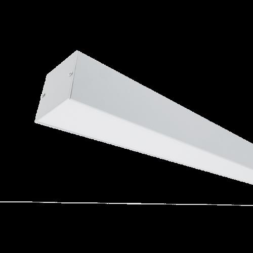ELMARK - LED ПРОФИЛ ЗА ОТКРИТ МОНТАЖ S36 40W 4000K БЯЛ  99SM36S4040/WH