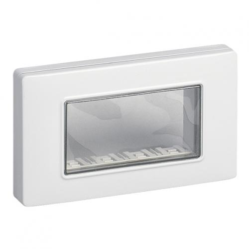 VIMAR - 14944.01 - IP55 cover 4M +screws white
